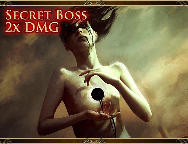 Secret Boss The Shadow King's Core