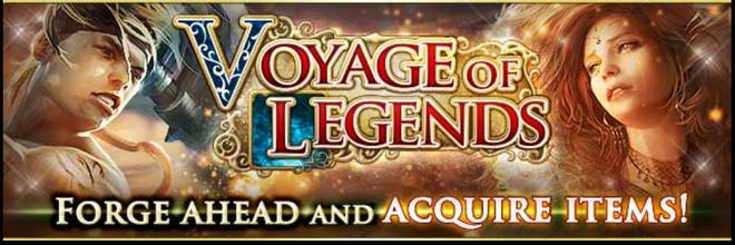 Voyage of Legends 8