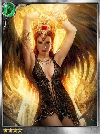 (Promise) Golden Goddess Fortuna
