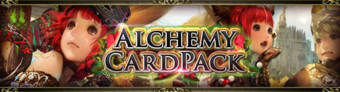 Alchemy Card Pack 3