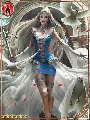 (Living) Amia, Model Saint