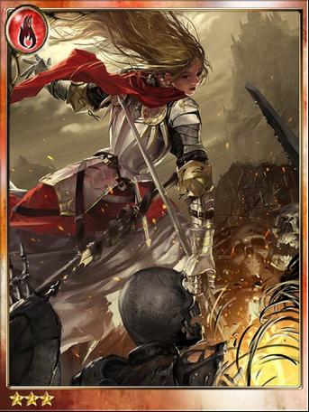 Glencia, War Maiden