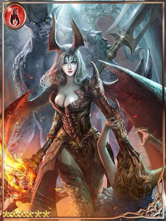 (Realized) Mélisande, Demon Within
