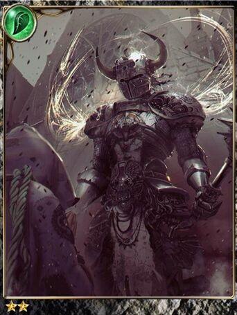 (Silent) Praying Black Knight