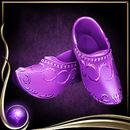 Purple Clogs