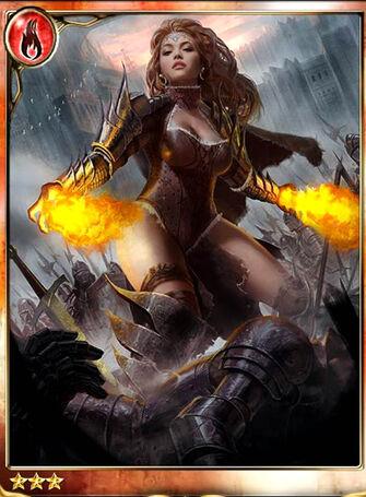 Ristie, Blaze Gladiator