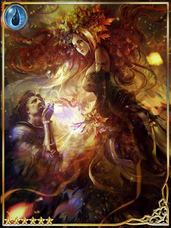 (Cordiality) Autumn Goddess Melinda