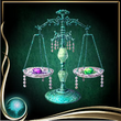 Turquoise Scales EX