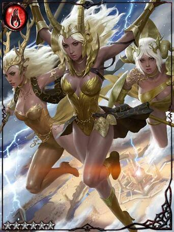 (Flame IX) Arbiters of Justice