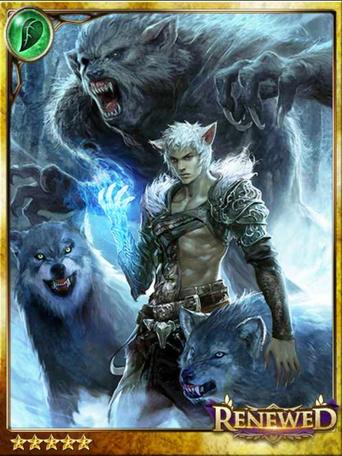 (Argent) Wolfe, Werewolf Packmaster
