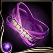 Purple Sparkling Ring EX