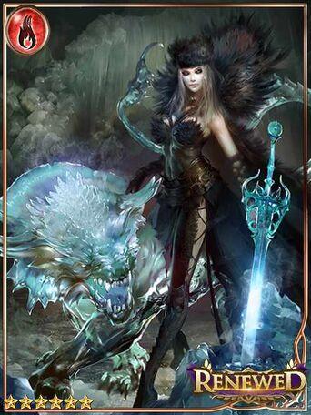 (Prizing) Olesya, Enchanted Carver