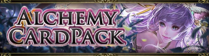 Alchemy Card Pack 5