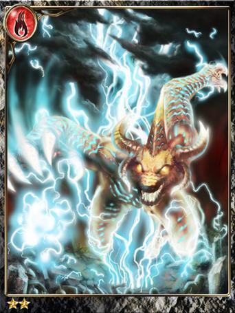 (Danger) Radiant Thunderbeast