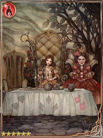 (Tea) The Queen's Modest Concern