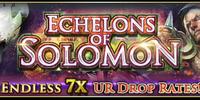 Echelons of Solomon