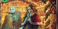 (Riddle) Mistletoe, Holiday Creeper