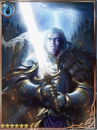 (August) Artorius, Holy Sword King