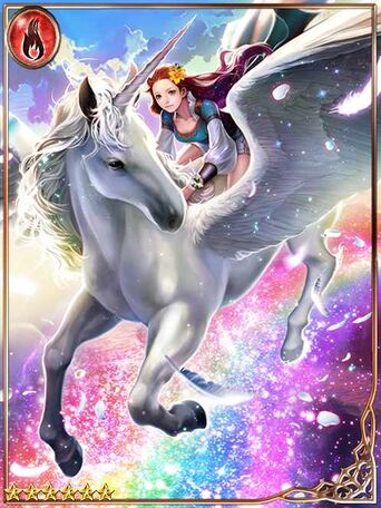 (Arc) Ainas, Unicorn Messenger