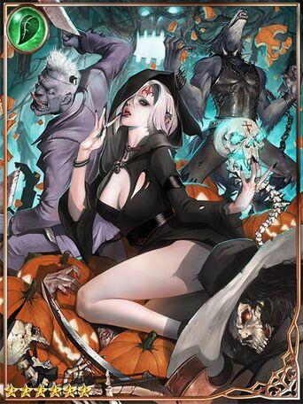 (Embodying) Verjini of Dark Horrors (new)