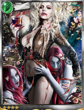 (Intoxicate) Blood Drinker Princess