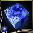 Blue Gift of Love