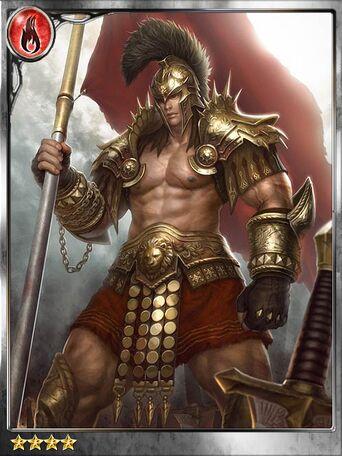 (Gutsy) Revolting Gladiator Tobias