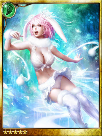 White Rabbit of Wonderland