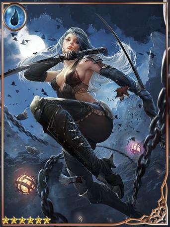 (Burgeon) Fina the Darkblade