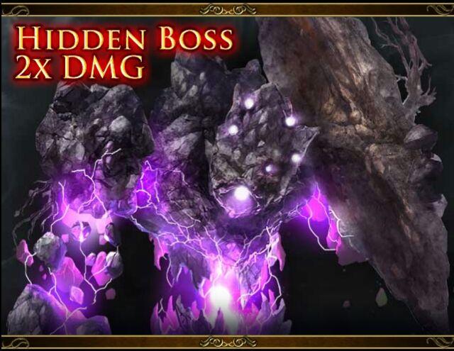 Hidden Boss (Voltaic) Dan'troi, Thunder Golem