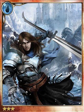 Deceiving Ice Warrior