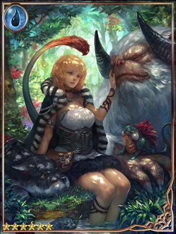 (Pacifying) Liza, Friend to Beasts