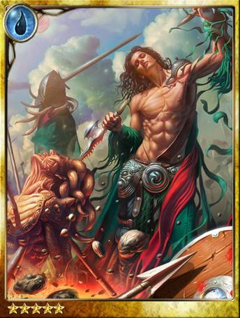 Divine Enforcer Krato