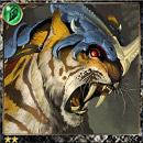 (Averting) Red-eyed Relaoh Tiger thumb