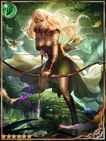(Cultivated) Paradise Guard Ellerie