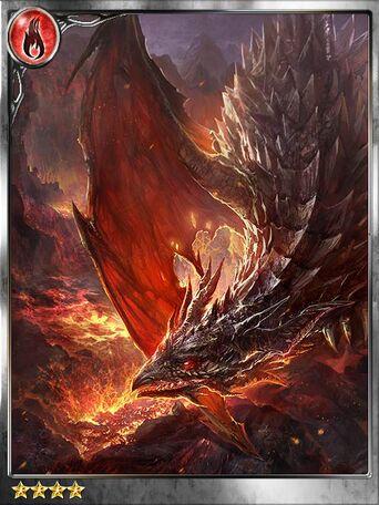 (Serene) Temperance Scorch Dragon