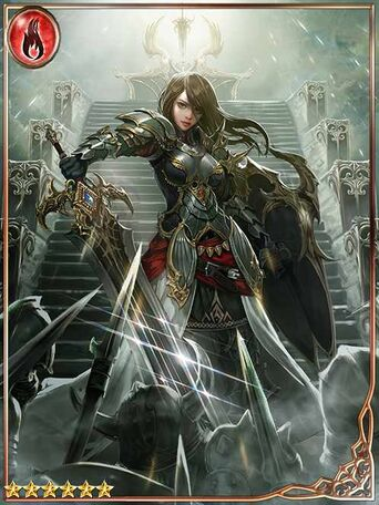 (Charter) Jelalia, Blade's Sentinel
