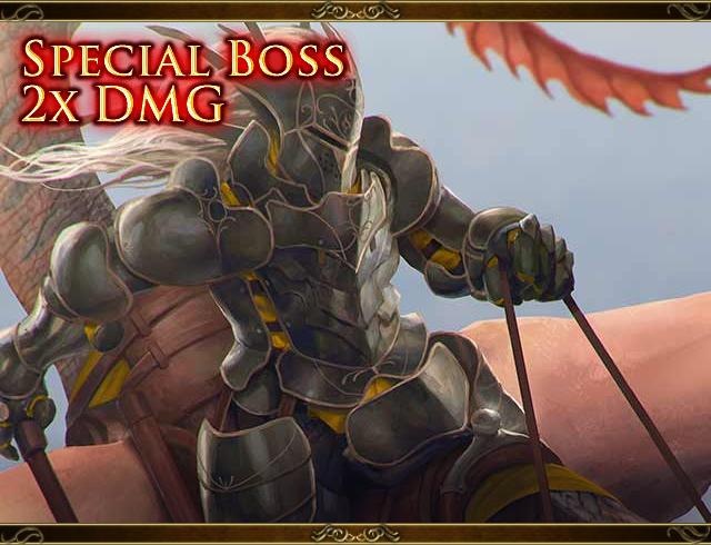 Special Boss Demonrider Corporal