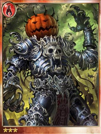 Seething Pumpkin King