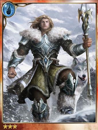 Snowstorm Magic Warrior