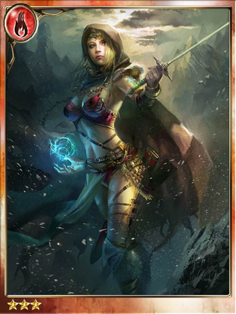 Normad Sorceress Margery