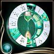 Turquoise Hourglass EX