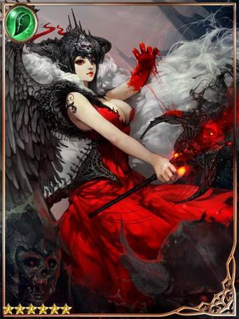 (Night Legion) Anfisa of the Dark