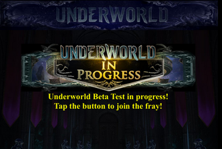 Underworld (beta)