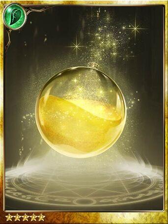 Gold Shimmering Pixie Dust