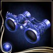 Blue Binocular EX