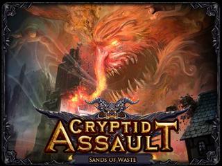 Cryptid Assault XVIII