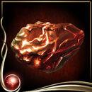 Red Meteorite