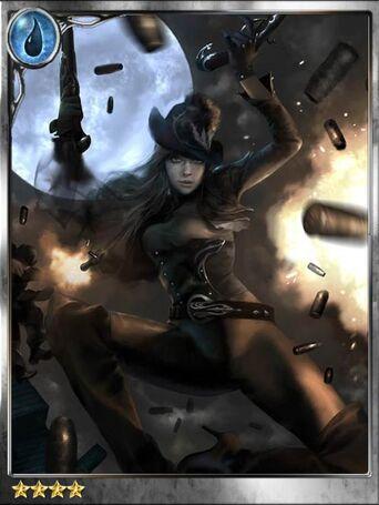 (Blindshot) Weslin, Magic Shooter