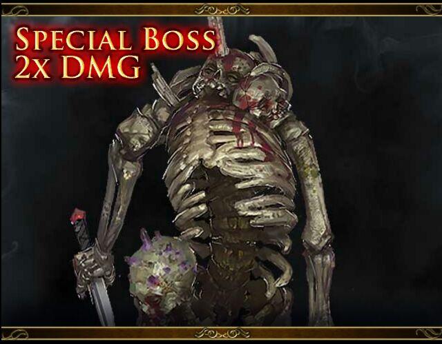 Special Boss Zotar, Shambling Seeker